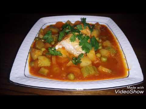 طبيخة-الخضر-ratatouille-des-légumes