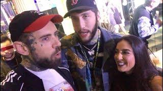 I Sat Ringside for KSI and Logan Paul's Fight! (Vlog)