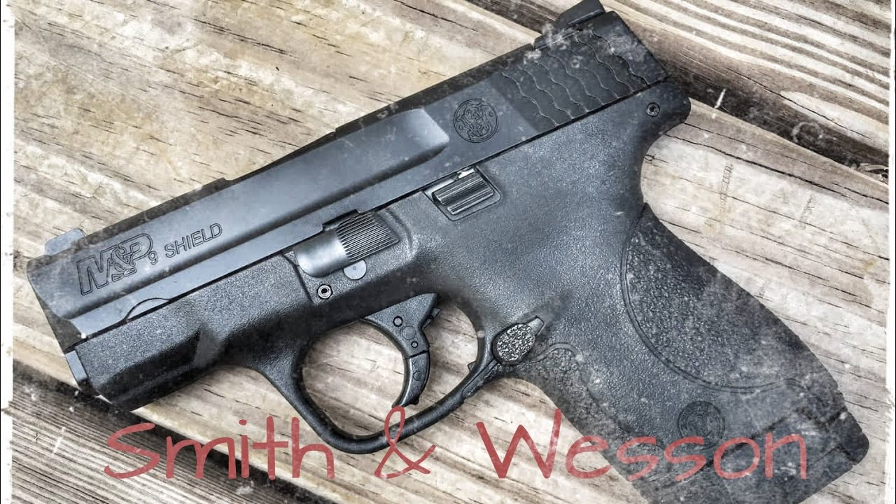 M&P Shield 9MM | Smith & Wesson