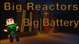 Big Reactors + Big Batteries