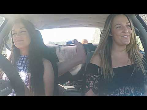 Canadian girls car karaoke ; Stranger by Yellow Claw + Chase