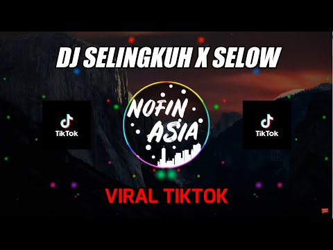 DJ SANTAI SLOW REMIX FULL BASS TERBARU | VIA VALLEN - SELINGKUH (MANTUL)