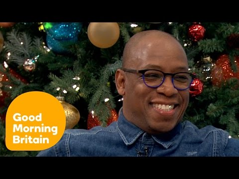 Football Legend Ian Wright Opens Up About His Early Life and Career | Good Morning Britain