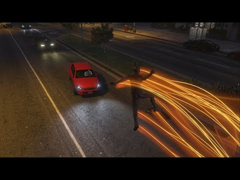 [Download] GTA 5 – The Flash v2 – New powers