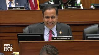 WATCH: Rep. Krishnamoorthi's full questioning of acting intel chief Maguire | DNI hearing