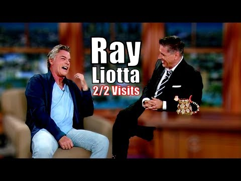 Ray Liotta  He & Craig Are Being Good Fellas  22 Visits In Chronological Order