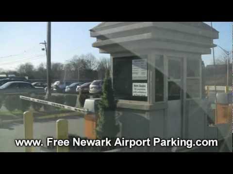 longterm parking newark airport