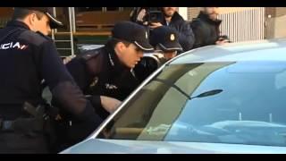 Dos detenidos por agredir a un cámara de Mediaset en el tanatorio del ultra fallecido