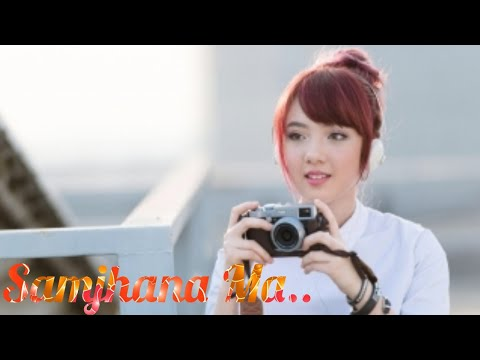 Samjhana Ma - Babita Rai New Nepali Pop Song &Korean Mix Video 2017