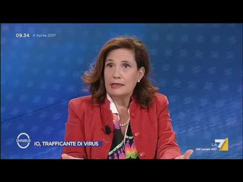 Io, trafficante di virus: la storia di Ilaria Capua