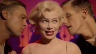 My Week With Marilyn Dance Scene Michelle Williams HD
