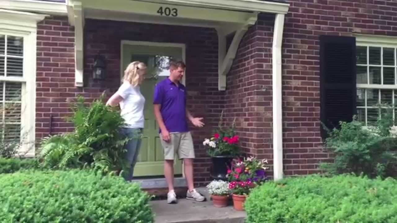 Front Porch Plant Pots To Enhance Your Entryway - YouTube