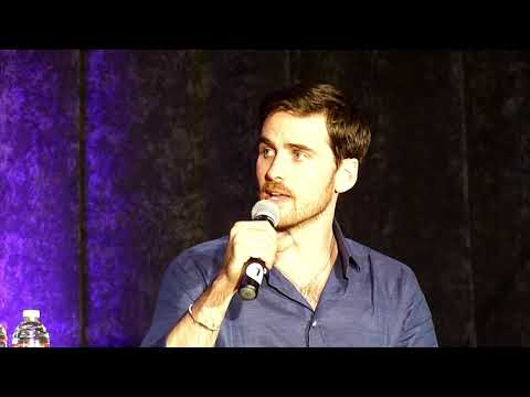 Colin and Jen Afternoon Panel OUAT SF
