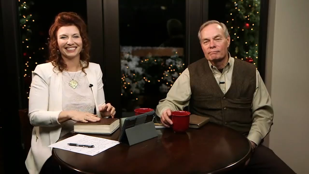 Download Andrew's Live Bible Study: Hardness of Heart - Andrew Wommack - December 11, 2018