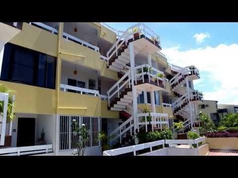 Affordable Sosua Studio Apartment! Walk to Beautiful Caribbean Beaches!