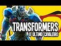 Transformers: O Último Cavaleiro 🚀  Filme - Nerd Rabugento video