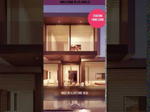 Real Estate Facebook Story Ads