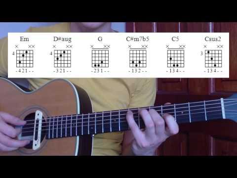 Black Chandelier - Biffy Clyro Acoustic Lesson