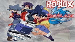 LET IT RIP! || Roblox Beyblade Rebirth Episode 1
