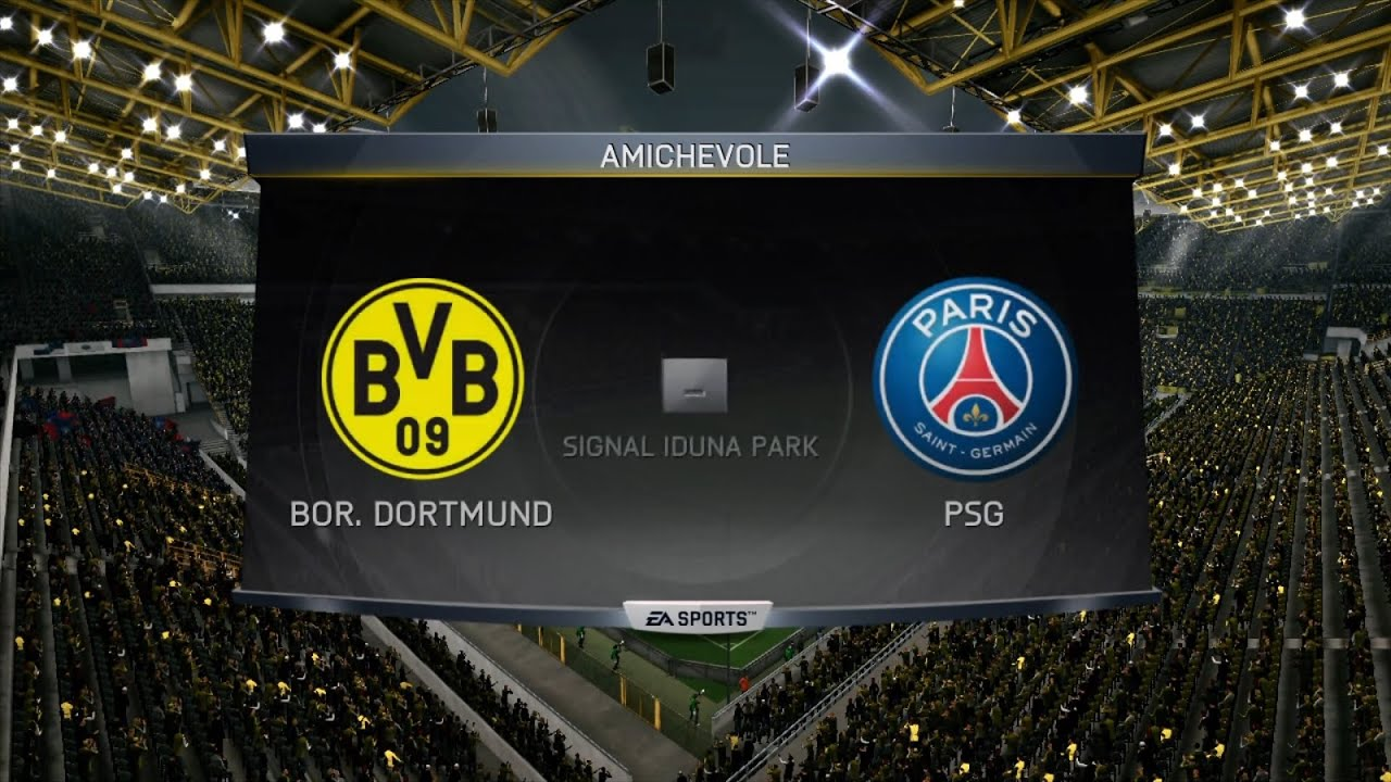 Paris Dortmund