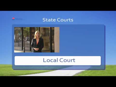 3 - Justice Journey: Overview of the court system