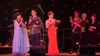 17恭喜恭喜 perform by 曾航生 Sam Tsang, 司徒美寶 Mipo Seto and 劉明珠 Shiny in 曾航生情人節演唱會