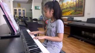 THƯ GỬI ELISE dạy piano cơ bản    ĐT 0975 308 222