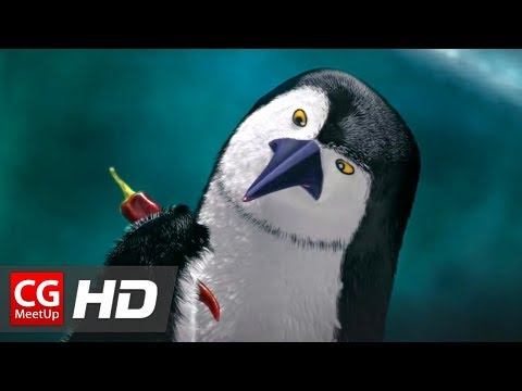 CGI Animated Short Film: 'Ice Pepper' by ESMA | CGMeetup