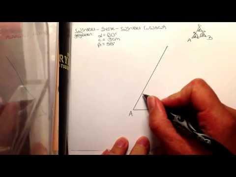 WSW (Dreiecke konstruieren)/Paper-Version