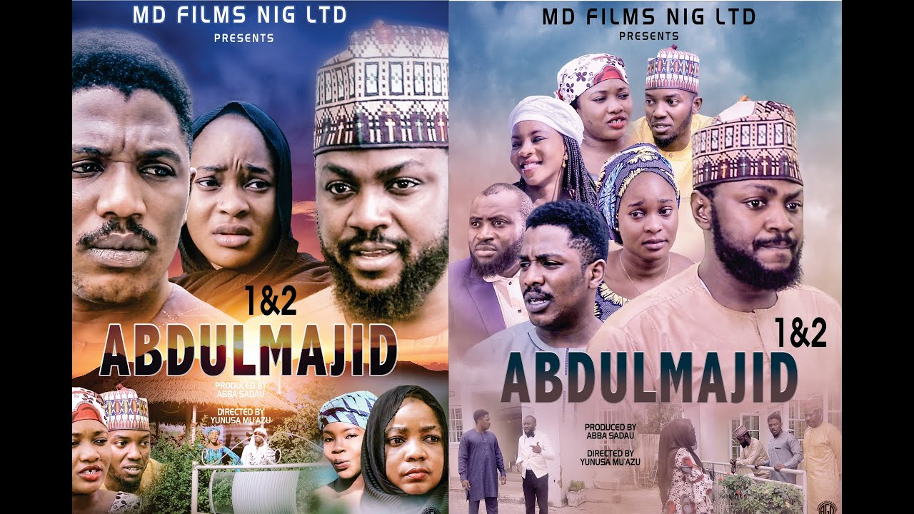 Download ABDULMAJEED 1&2 LATEST  HAUSA FILM 2020