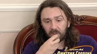 Шнуров: Я учился в теологическом институте при духовной академии