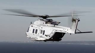 Airbus Helicopters Celebrates the Delivery of a MH-90 NH-90