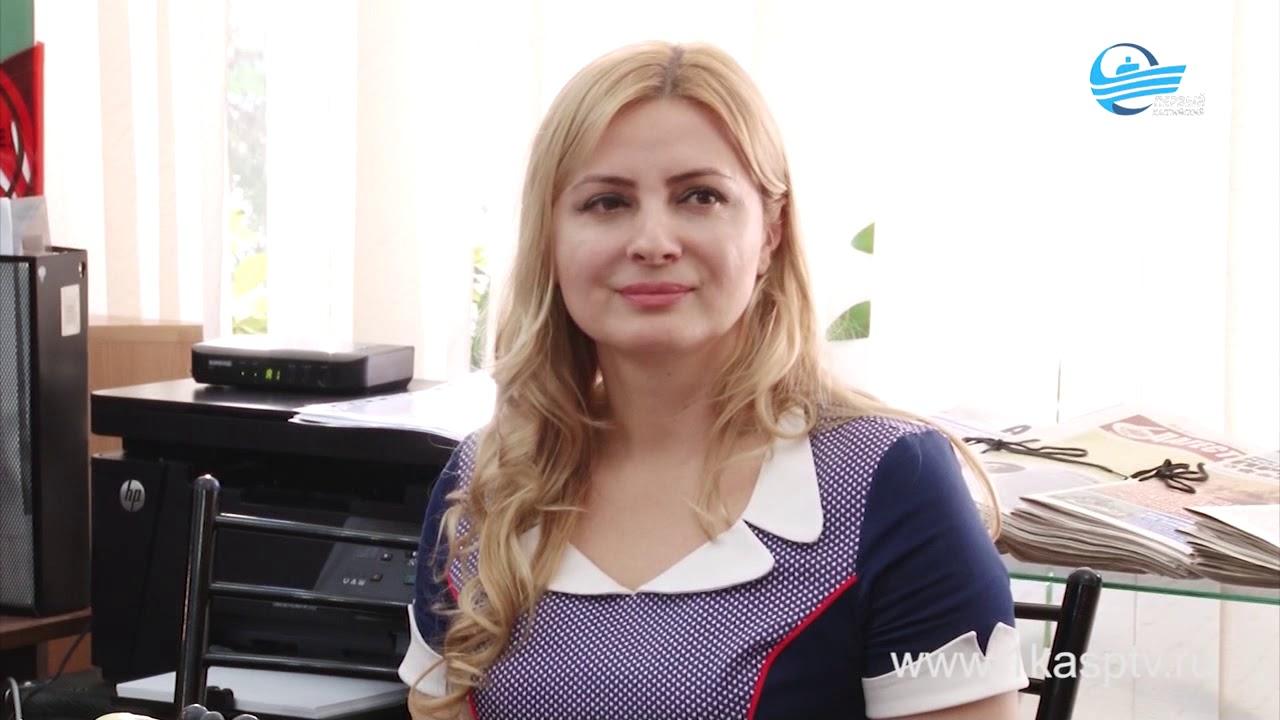 В Каспийске отметили предстоящий День пожилых людей