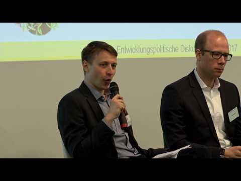Geld regiert das Klima (1/2) - Entwicklungspolitsche Diskussiontage 2017
