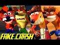Evolution of Fake Crash (1998-2017)