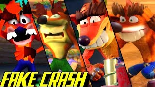 Evolution of Fake Crash (1998-2017)