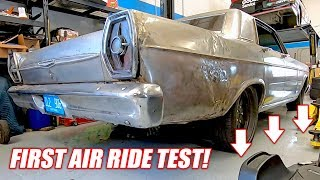 Our_Diesel_Powered_Ford_Galaxie_Now_Has_AIR_BAG_Suspension!..._Well_Sorta