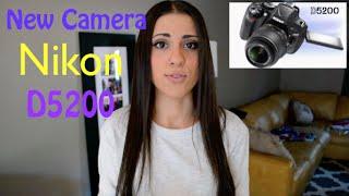 Upgraded Camera | Nikon D5200 Test video