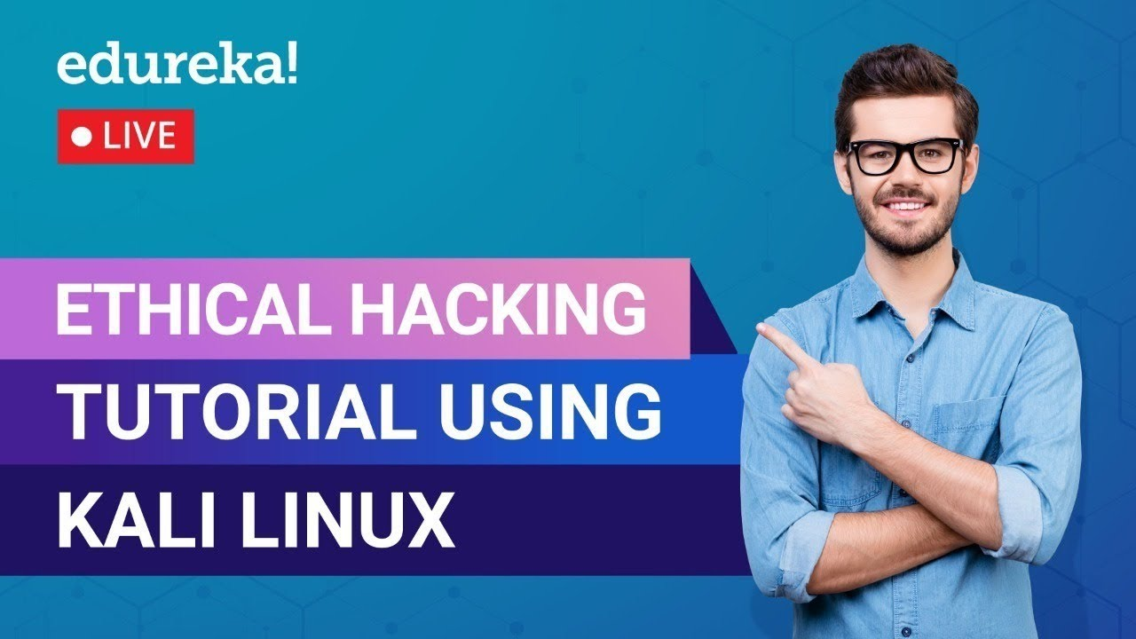 Ethical Hacking using Kali Linux | Ethical Hacking Tutorial
