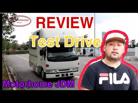 Toyota Champ 2.8 Auto Transmission Motorhome Test Drive In Malaysia #vantour #motorhome from YouTube · Duration:  8 minutes 29 seconds