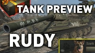 World of Tanks || Rudy - Tank Preview