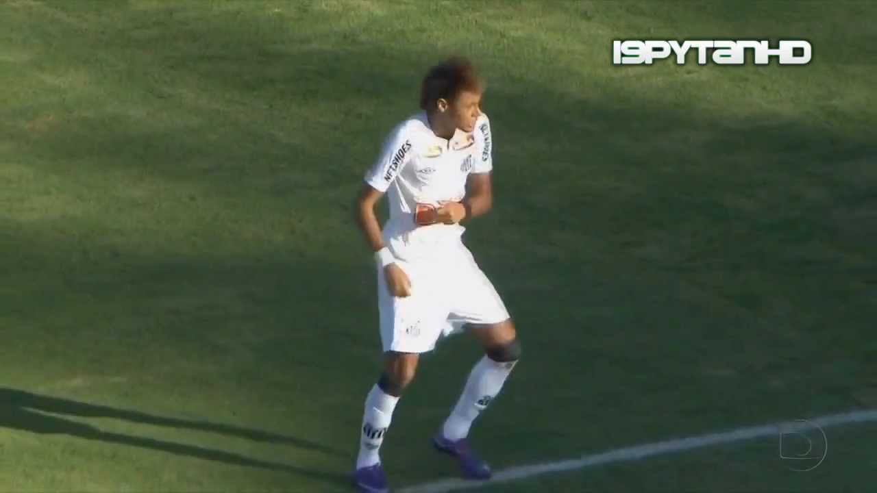 Neymar Jr - Tchu Tcha Tcha - New Dance - 2012 [HD720p]