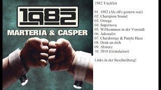 Marteria & Casper 1982 - Album Tracklist
