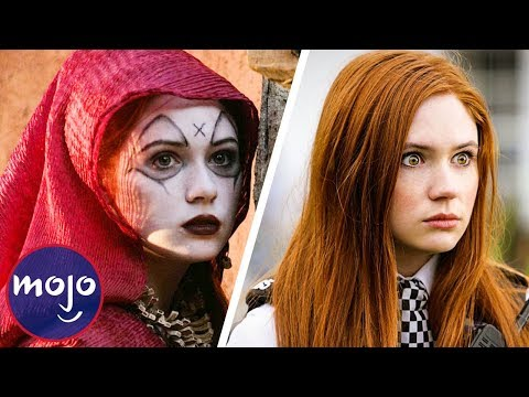 Top 10 Recycled Actors in Doctor Who