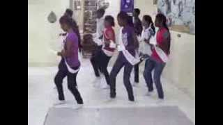 Group dances 14 1 2014  We are a chosen generation God Ministries Sunday School