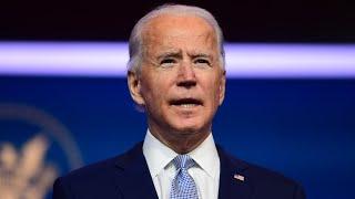 Joe Biden: My Cabinet will 'restore moral leadership'