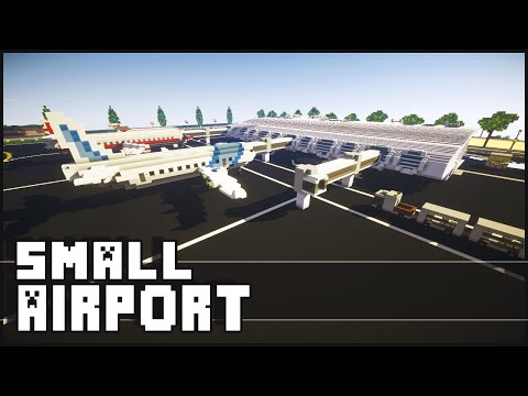 Minecraft - Small Airport