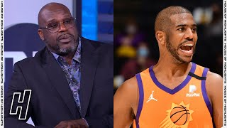 Inside the NBA Reacts to Suns vs Lakers Game 4 Highlights | 2021 NBA Playoffs