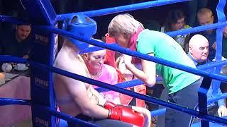 Бокс - Ліга білих комірців Sparta boxing Promotion