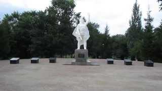 Памятник воинам, погибшим в Великой Отечественной войне 1941-1945 гг.